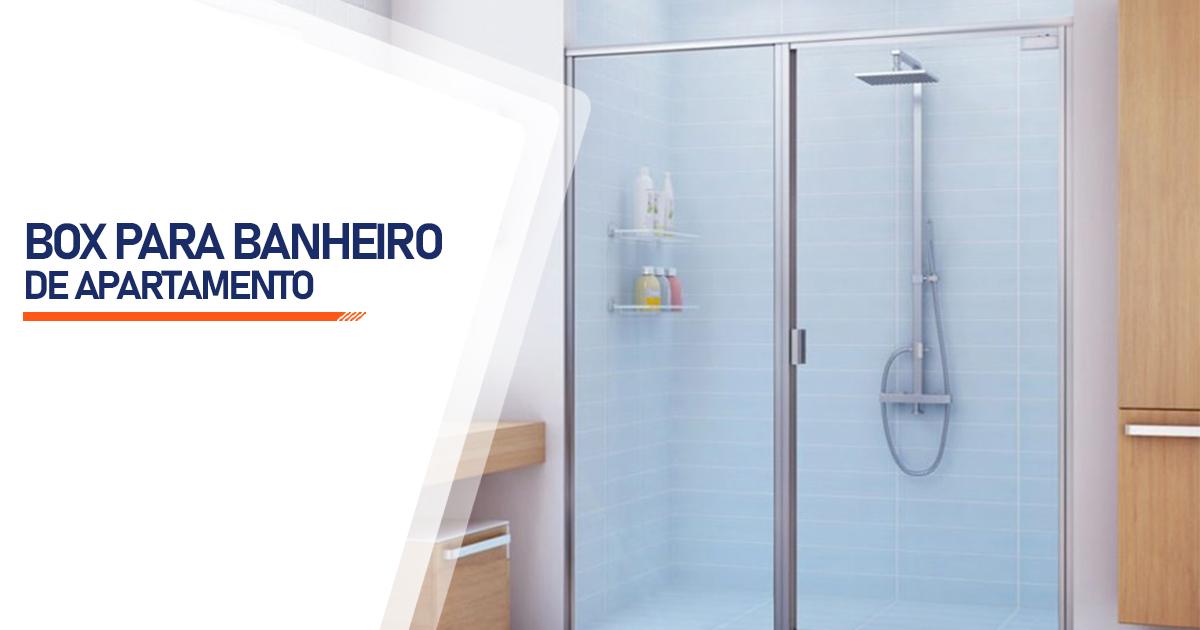 Box para Banheiro de Apartamento São Vicente