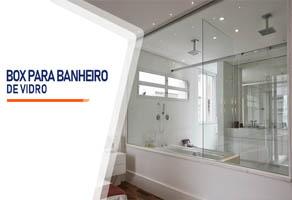 Box para Banheiro de Vidro Bertioga