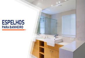 Espelho para Banheiro Itanhaém