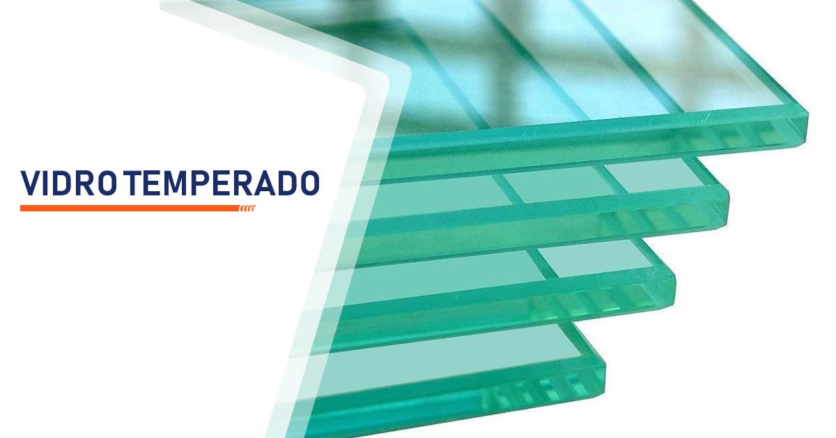 Janela de Vidro Temperado Santos