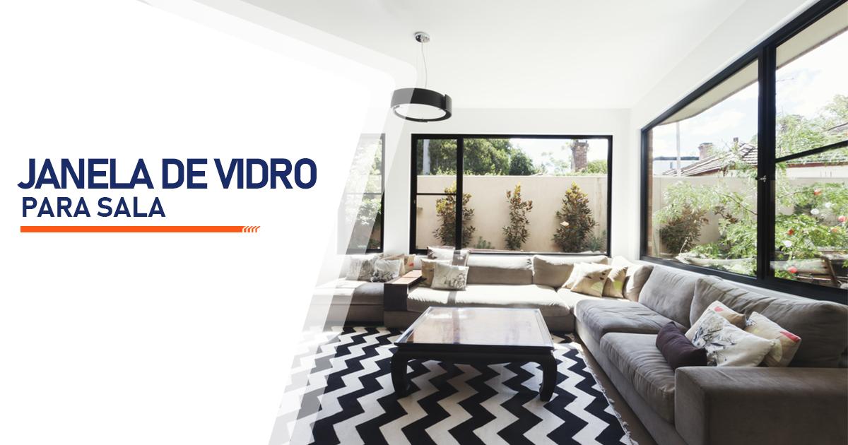 Janela Para Sala De Vidro Santos