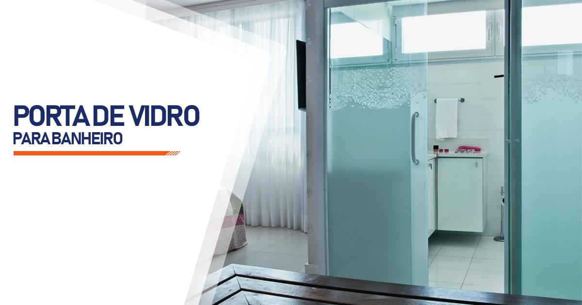 Porta De Vidro Para Banheiro Guarujá