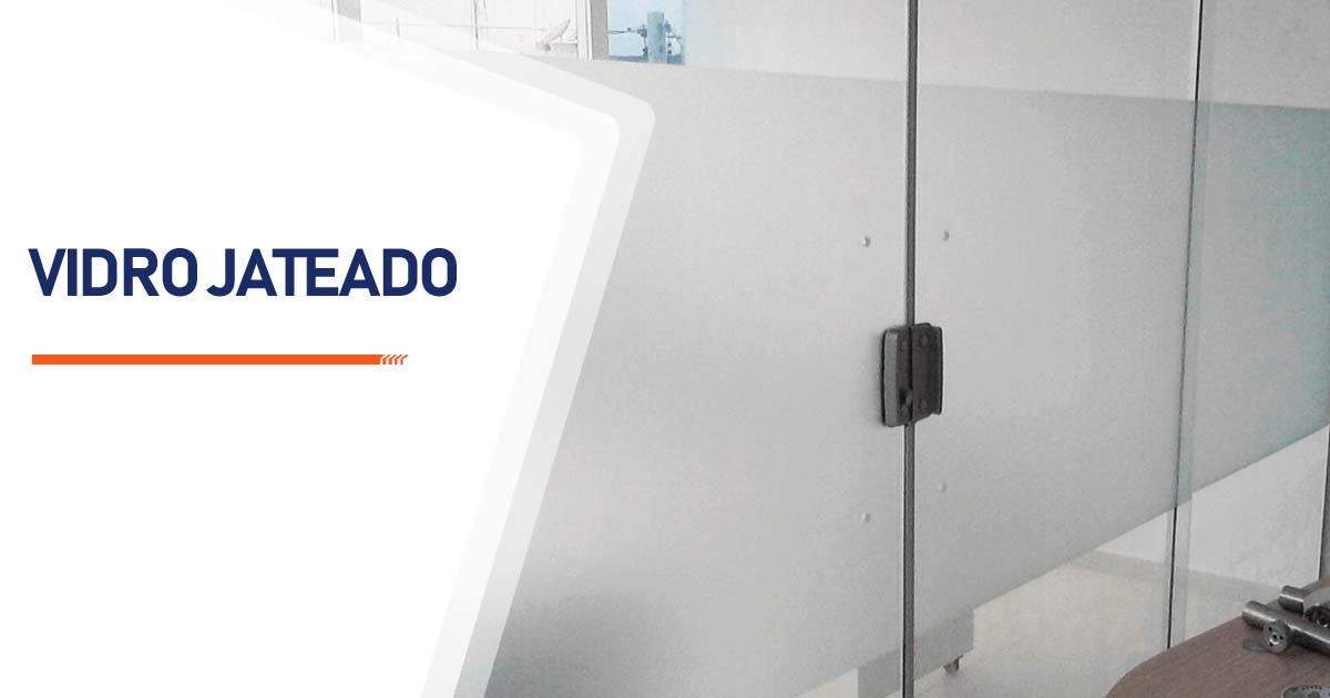 Vidro Jateado Santos
